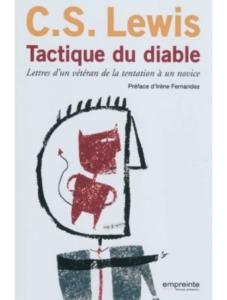 Clives Staples LEWIS, Tactique du diable. Lettres d'un vétéran de la tentation à un novice, Gießen, Brunnen Verlag, 1994, 2005
